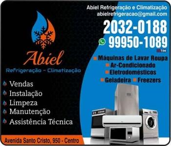ABIEL REFRIGERACAO E CLIMATIZACAO  AR-CONDICIONADO