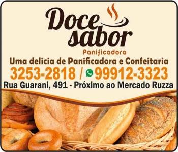 DOCE SABOR PANIFICADORA E CONFEITARIA