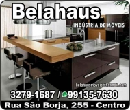 BELAHAUS INDÚSTRIA DE MÓVEIS PLANEJADOS / SOB MEDIDA