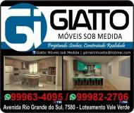 GIATTO MÓVEIS PLANEJADOS / SOB MEDIDA
