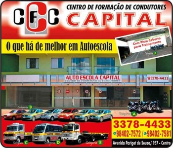 CAPITAL AUTOESCOLA