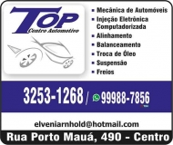 TOP CENTRO AUTOMOTIVO AUTOMECÂNICA