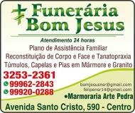 BOM JESUS FUNERÁRIA