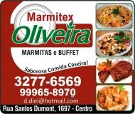 OLIVEIRA RESTAURANTE BUFFET MARMITEX