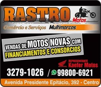 RASTRO MOTOS MULTIMARCAS MECÂNICA DE MOTOS