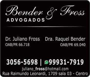 BENDER & FROSS ADVOCACIA
