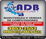 ADB NET INFORMÁTICA E INTERNET