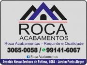 Cartão: ROCA ACABAMENTOS MATERIAIS DE CONSTRUÇÃO