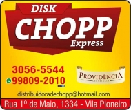 EXPRESS DISTRIBUIDORA DE CHOPP