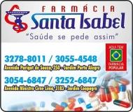 SANTA ISABEL FARMÁCIA