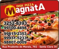 MAGNATA PIZZARIA DISK PIZZA