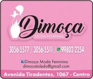 DIMOÇA MODA FEMININA  LOJA
