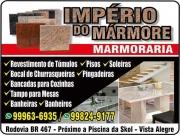 Cartão: IMPÉRIO DO MÁRMORE MARMORARIA