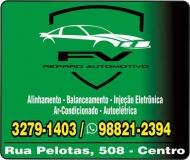 FV REPARO AUTOMOTIVO MECÂNICA E AUTOELÉTRICA