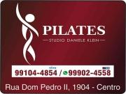 Cartão: STUDIO DE PILATES DANIELE KLEIN