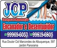 JCP DISK ENCANADOR E DESENTUPIDOR