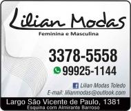 LILIAN MODAS LOJA