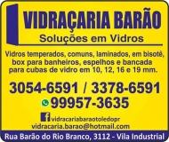 BARÃO VIDRAÇARIA