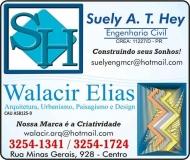 ENGENHARIA CIVIL E ARQUITETURA SH