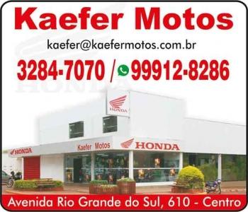 KAEFER MOTOS HONDA