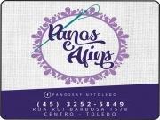 Cartão: PANOS E AFINS AVIAMENTOS