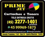PRIME JET CARTUCHOS E TONERS