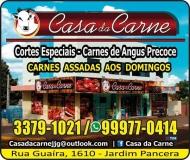 CASA DA CARNE AÇOUGUE