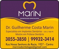 MARIN ODONTOLOGIA ESPECIALIZADA Clínica Odontológica / Cirurgião Dentista