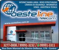OESTELINE INTERNET E TECNOLOGIAS