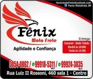 FÊNIX MOTOFRETE TELE-ENTREGA