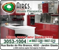AIRES MÓVEIS PLANEJADOS / SOB MEDIDA