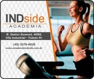INDSIDE ACADEMIA / STUDIO DE PILATES
