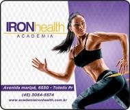 IRON HEALTH ACADEMIA