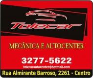 TOLECAR MECÂNICA E AUTOCENTER