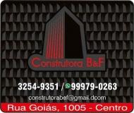 B&F CONSTRUTORA