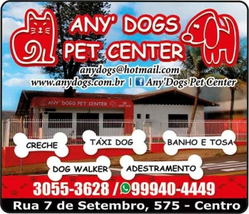 ANY' DOGS PET CENTER 