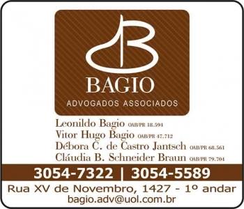 BAGIO ADVOCACIA - ADVOGADOS ASSOCIADOS