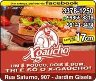 X-GAÚCHO LANCHES