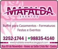 MAFALDA EVENTOS / SALÃO CRISTO REI