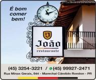 JOÃO RESTAURANTE DO JOÃO