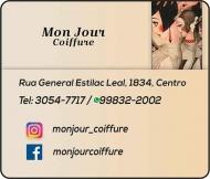 MONJOUR COIFFURE SALÃO DE BELEZA