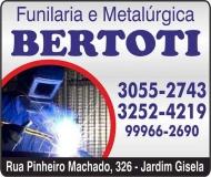 BERTOTI FUNILARIA E METALÚRGICA
