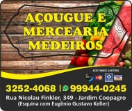 MEDEIROS AÇOUGUE E MERCEARIA