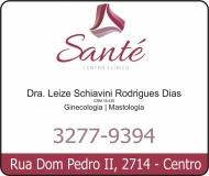 CENTRO CLÍNICO SANTÉ - CLÍNICA DE GINECOLOGIA
