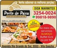 PONTO DO PEIXE RESTAURANTE  MARMITEX
