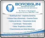 BORDEGUINI ODONTOLOGIA Clínica Odontológica / Cirurgião Dentista