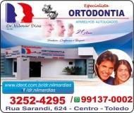 NILMAR DIAS Dr. Cirurgião Dentista - Ortodontia e  Ortopedia Facial