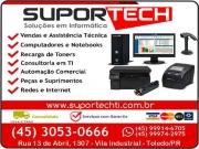 Cartão: SUPORTECH INFORMÁTICA - Assistência técnica para Computadores e Notebooks.