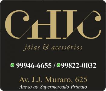 CHIC JOIAS E ACESSÓRIOS