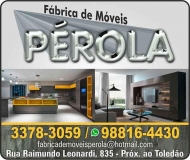 PÉROLA MÓVEIS PLANEJADOS / SOB MEDIDA